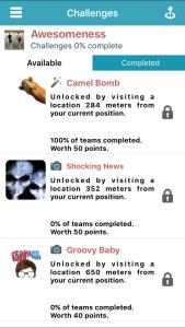 Pokemon GO Style Scavenger Hunts | Social Scavenger Blog