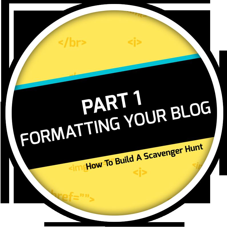 Blog Part One